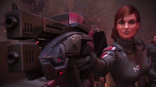 Vídeo compara Mass Effect Legendary Edition com os games originais