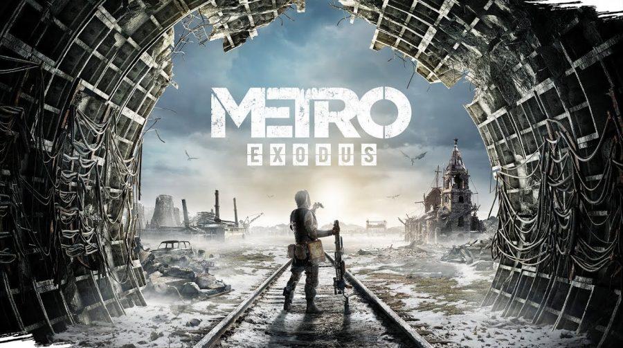 Metro Exodus de PS5 terá 4K a 60 FPS com ray tracing e suporte ao DualSense