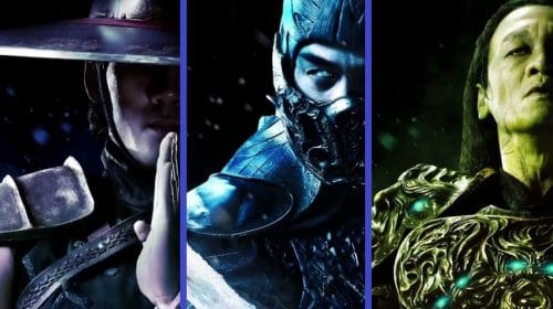 Filme de Mortal Kombat terá primeiro trailer nesta quinta (18); veja novos pôsteres