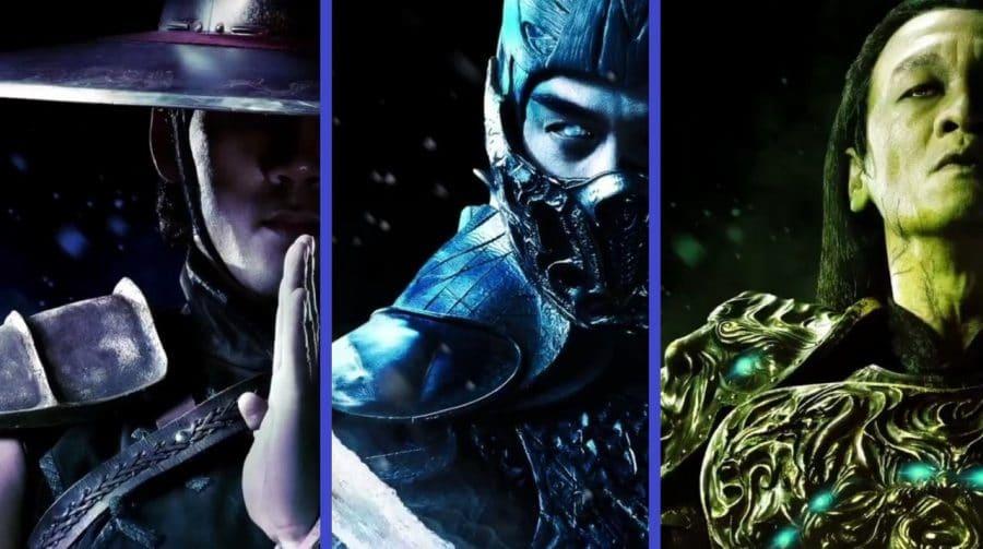 Mortal Kombat: todos os personagens confirmados no filme