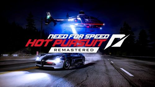Need for Speed Hot Pursuit Remastered recebe upgrade no PS5 e no PS4 Pro