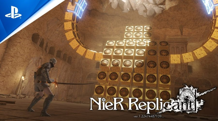 Nier Replicant: novo trailer tem nove minutos de gameplay