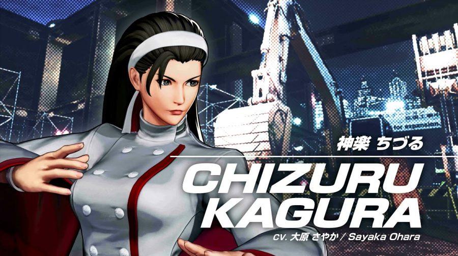 The King of Fighters XV: novo trailer mostra gameplay de Chizuru Kagura