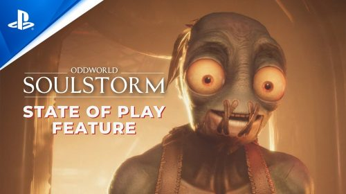 Oddworld: Soulstorm ficará de graça no PlayStation Plus de abril