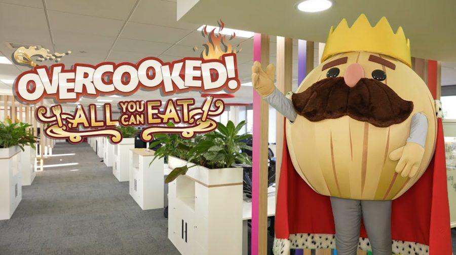 Overcooked! All You Can Eat chegará ao PS4 em março