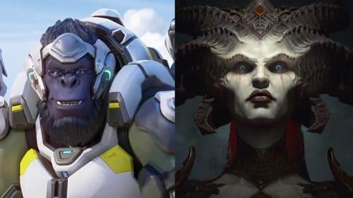 Overwatch 2 e Diablo IV não devem ser lançados em 2021
