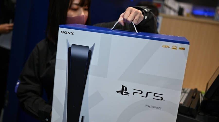 Sony confirma que tem prejuízo em cada PS5 vendido