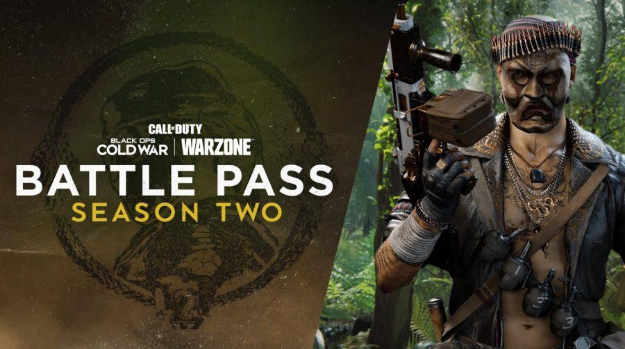 Activision apresenta o Passe de Batalha da 2ª temporada de Black Ops Cold War e Warzone