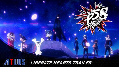 Novo trailer de Persona 5 Strikers mostra animações e gameplay