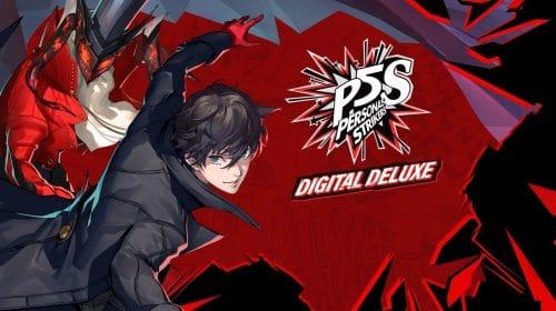 Persona 5 Strikers será lançado no Brasil e terá versão física para PS4