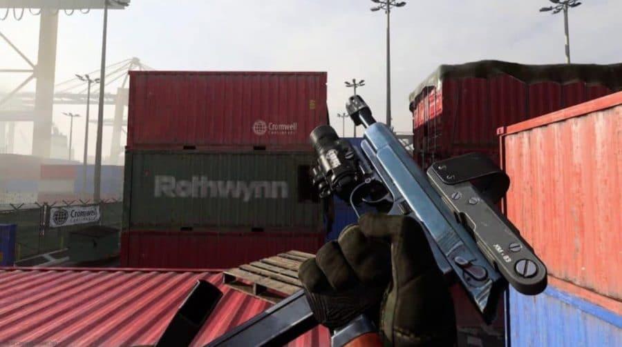 Call of Duty: Warzone: como destravar a pistola Sykov