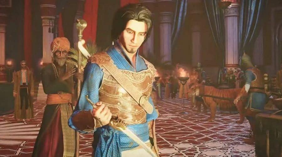 Prince of Persia: The Sands of Time Remake é adiado por tempo indeterminado