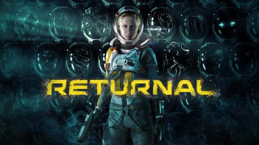 Novo trailer dublado em PT-BR de Returnal mostra mais do jogo