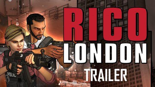 FPS cooperativo, RICO London é anunciado para PS4 e PS5