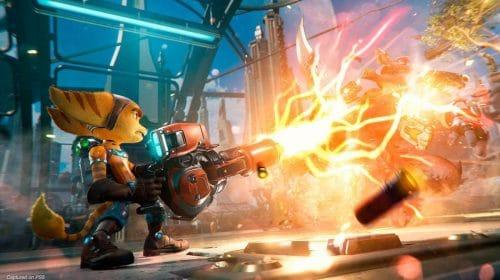 Ratchet & Clank: Em Uma Outra Dimensão não terá microtransações