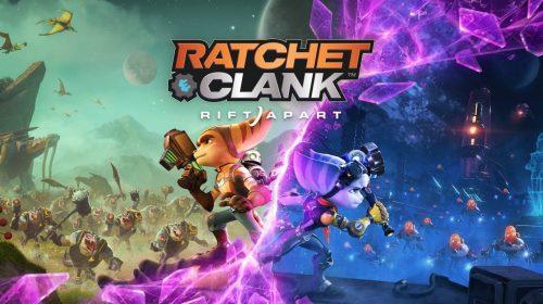 Insomniac informa: Ratchet & Clank: Em Uma Outra Dimensão está pronto!