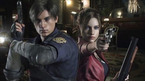 Resident Evil 2 vendeu quase 8 milhões de unidades, segundo Capcom