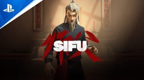 SIFU, game de artes marciais, é anunciado para PS5
