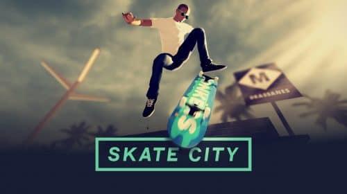 Skate City chegará ao PlayStation 4 no dia 6 de maio
