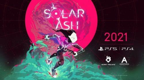 Novo trailer de Solar Ash detalha mecânicas de exploração e combate