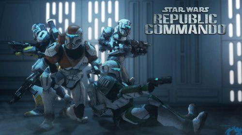 Star Wars Republic Commando chegará no início de abril ao PS4