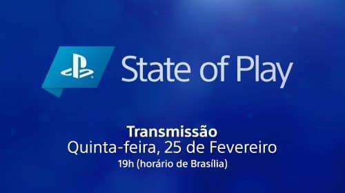 Sony marca novo State of Play para quinta-feira (25)