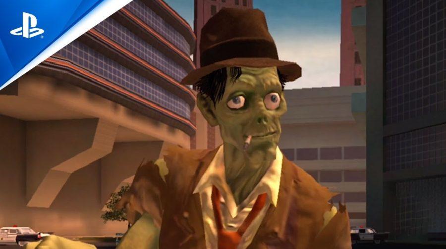 Stubbs the Zombie estreia em março nos consoles PlayStation
