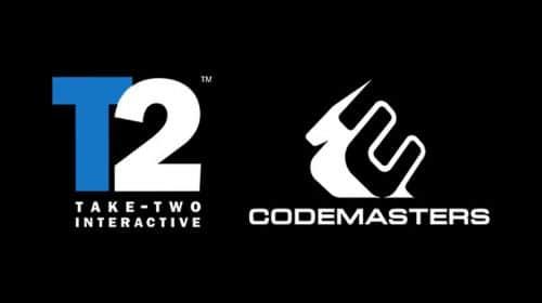 Take-Two está desapontada após ter perdido a Codemasters para a EA