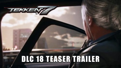 Tekken 7 receberá nova personagem no início do outono