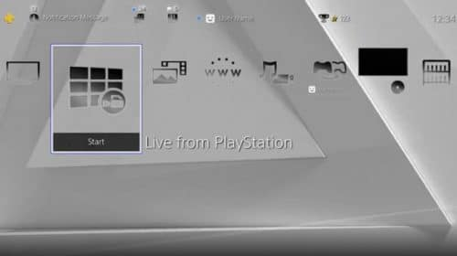Sony lança tema dinâmico de PS4 gratuito com os símbolos da PlayStation; resgate!