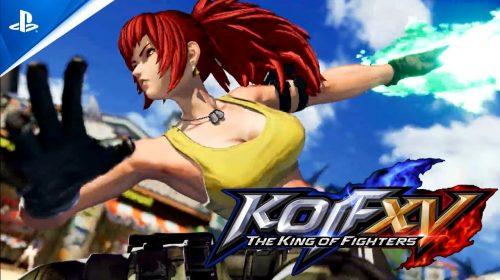 The King of Fighters XV: SNK trabalha para melhorar a qualidade das partidas online