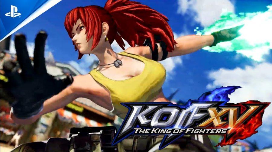 Temos data! The King of Fighters XV chega em fevereiro de 2022