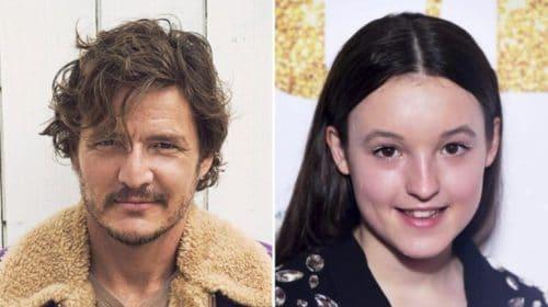Fanart imagina Pedro Pascal e Bella Ramsey em série de The Last of Us