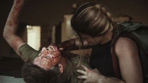 The Last of Us 2: Abby ataca infectado em cosplay incrível