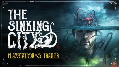 Sem upgrade gratuito, The Sinking City chegará ao PS5 na sexta-feira (19)