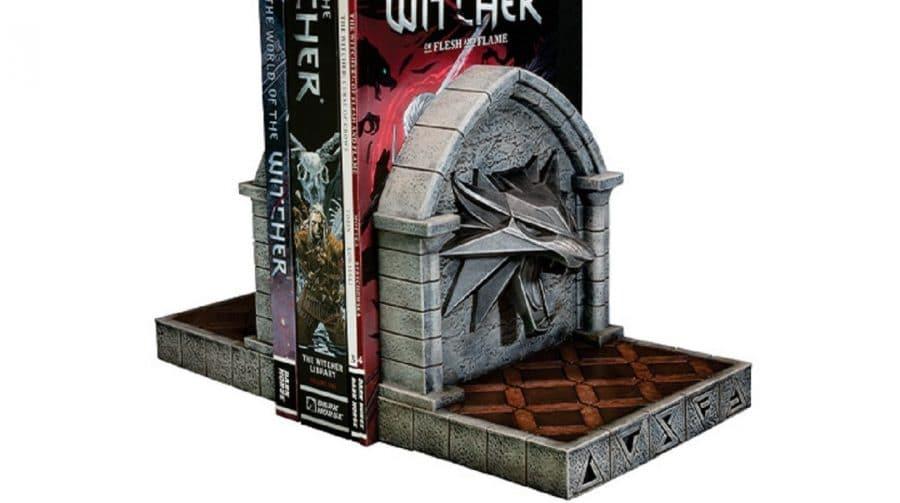 Dark Horse lançará suporte de livro inspirado em The Witcher 3