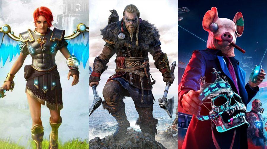 Ubisoft registra melhor trimestre da história graças a Assassin's Creed Valhalla