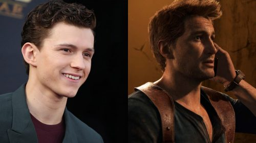 Tom Holland elogia cenas de ação do filme de Uncharted