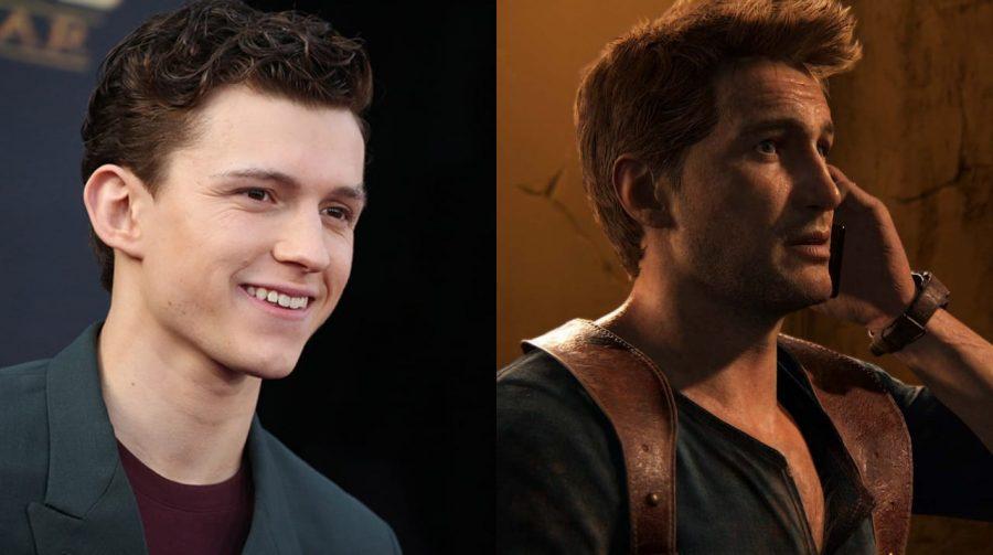 Tom Holland elogia cenas de ação do filme de Uncharted