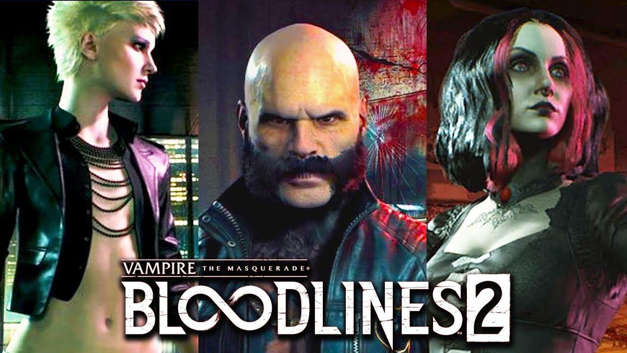 Clãs de Vampire: The Masquerade — Bloodlines 2