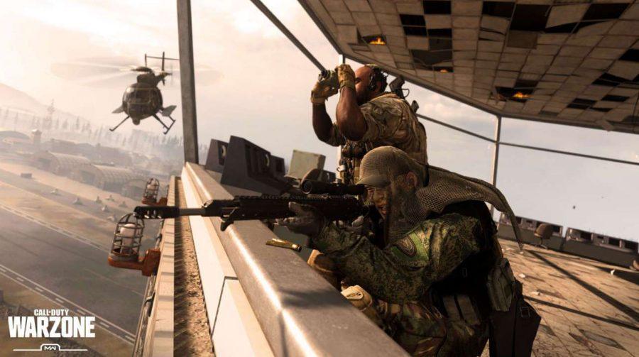 Call of Duty: Warzone tem terceira leva de cheaters banidos em apenas um mês
