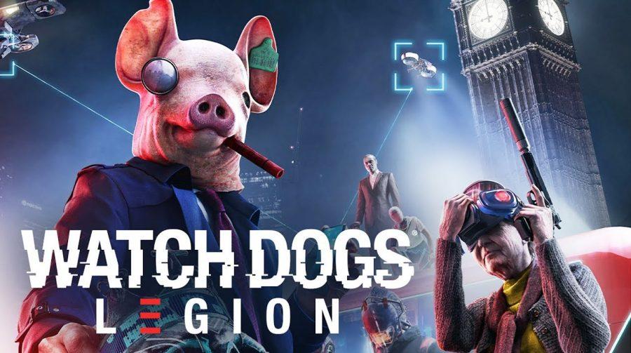 Modo online de Watch Dogs Legion chegará no início de março