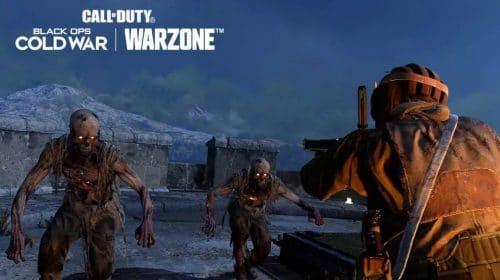 2ª temporada de Warzone: confira onde encontrar os Zumbis
