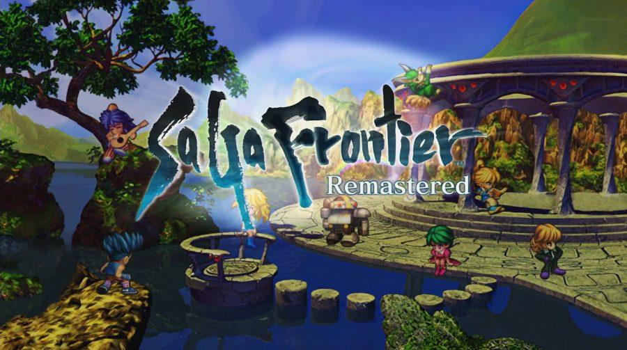 SaGa Frontier Remastered chegará ao PlayStation 4 em abril