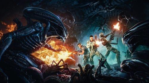 Aliens: Fireteam, um shooter coop com hordas de Xenomorfos, é revelado