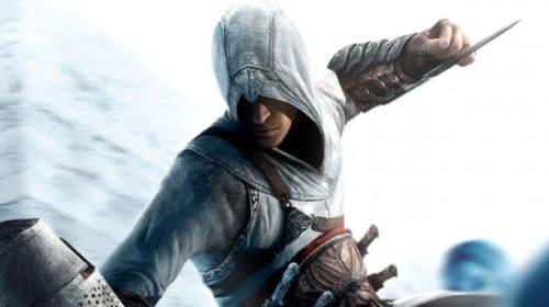 De graça! Ubisoft oferece roupa de Altaïr em Assassin's Creed Valhalla