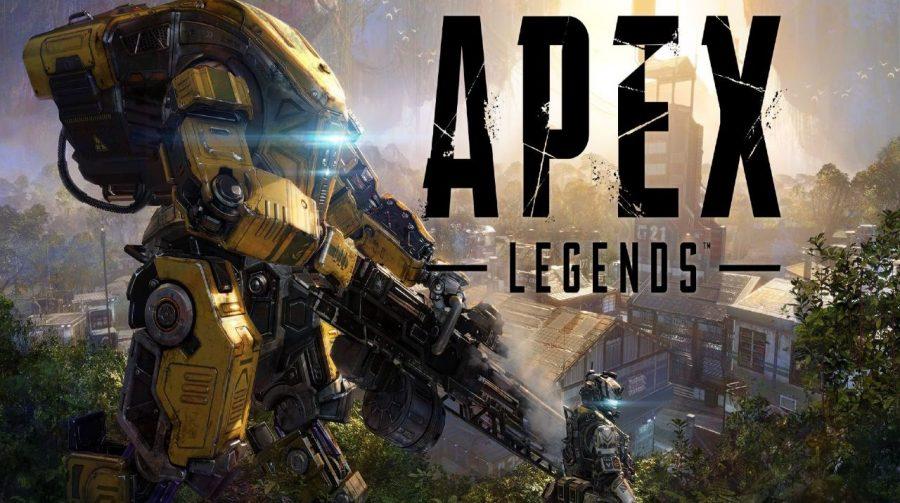Titãs e Blisk podem estar a caminho de Apex Legends