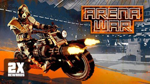 GTA Online tem o dobro de recompensas na Arena de Guerra até o dia 24