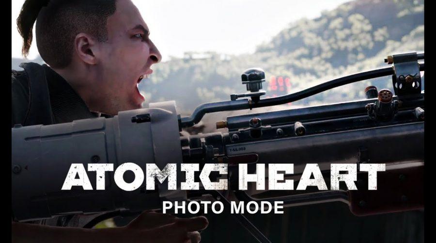 Trailer em 4K de Atomic Heart destaca o modo foto com