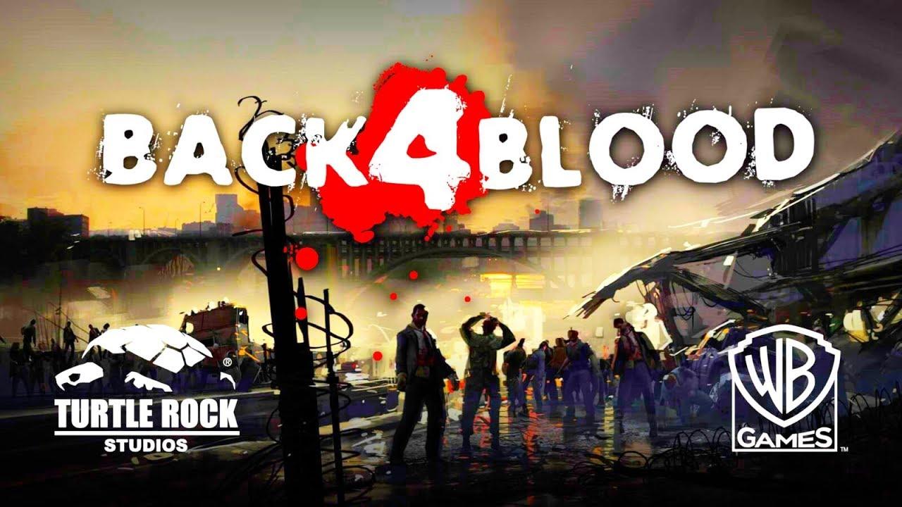 Back 4 Blood, título cooperativo, que segue a premissa de Left 4 Dead